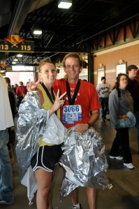 Marathon 2 with the guy who started it all