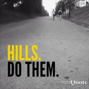 Quality Run 2: Hills