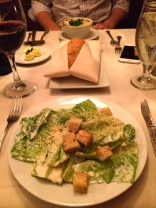 Salad: Caesar