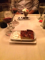 Dessert: Bread Pudding