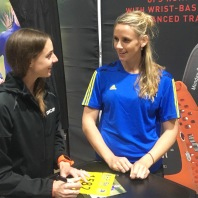 Talking to American 5k record holder, Molly Huddle